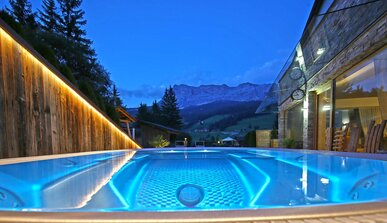 Dolomites Chalet La Bercia