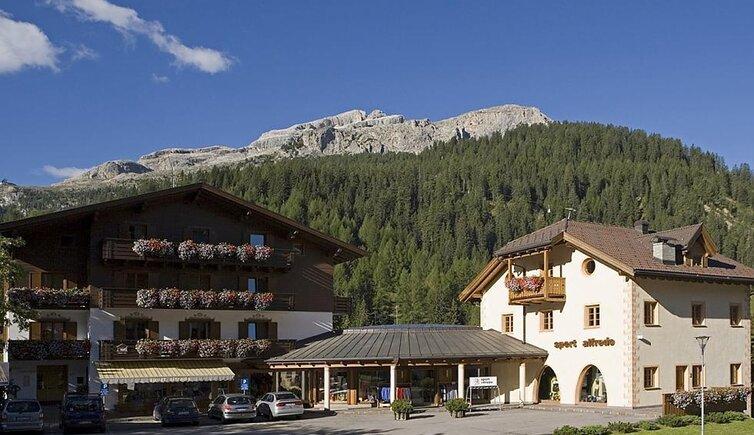 Corvara Hotel  Sterne