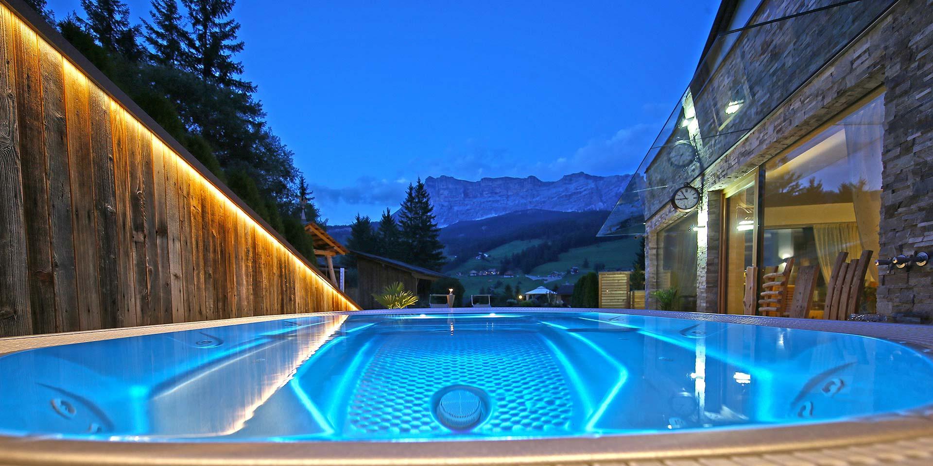 La Villa Dolomiten Hotel