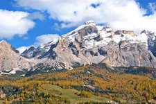 Autumn in Alta Badia