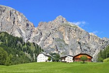 Summer in the Alta Badia