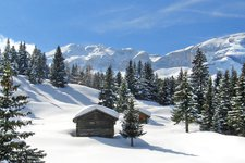 Winter in Alta Badia